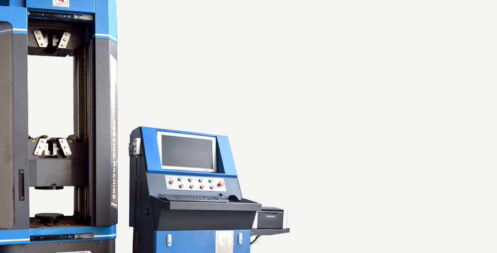 Steel Testing Equipments